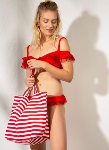 Bonesta Bikini Kırmızı